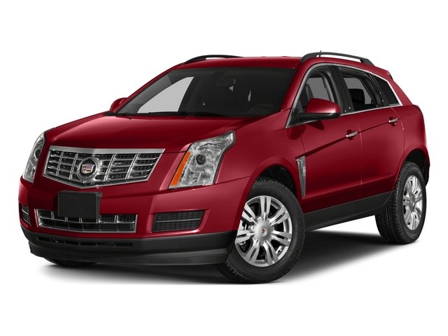 2015 Cadillac SRX Prices and Values Utility 4D Premium AWD V6