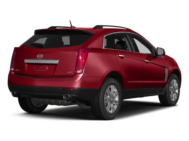 2015 Cadillac SRX Prices and Values Utility 4D Premium AWD V6 side rear view