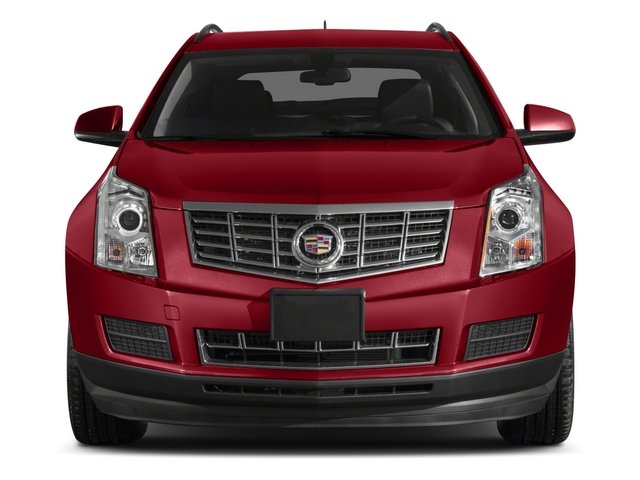 2015 Cadillac SRX Prices and Values Utility 4D Premium AWD V6 front view