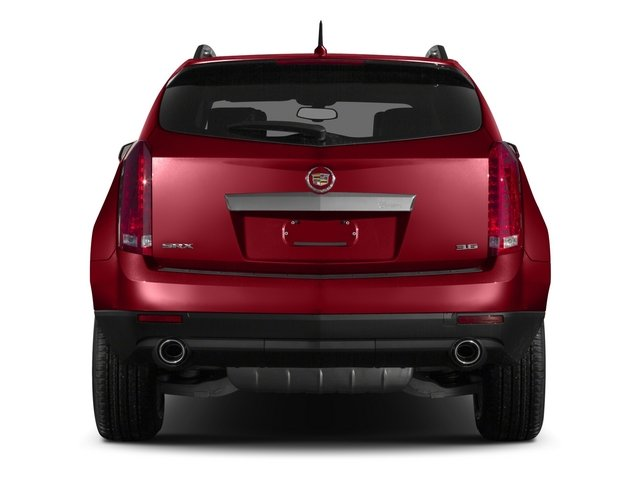 2015 Cadillac SRX Prices and Values Utility 4D Premium AWD V6 rear view