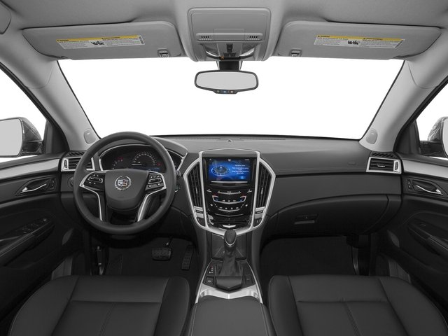 2015 Cadillac SRX Prices and Values Utility 4D Premium AWD V6 full dashboard