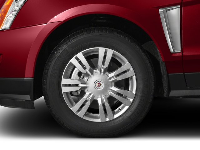 2015 Cadillac SRX Prices and Values Utility 4D Premium AWD V6 wheel