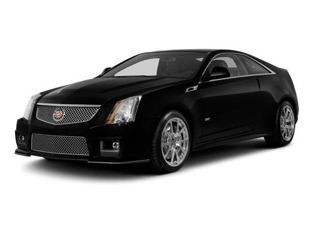 Cadillac CTS-V Coupe 2015 Coupe 2D V-Series V8 - Фото 1