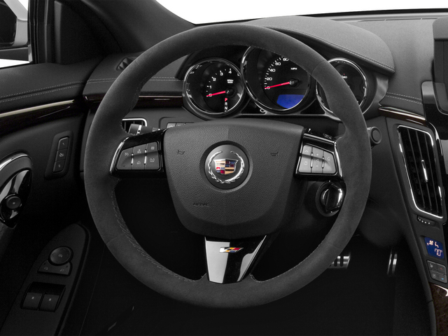 Cadillac CTS-V Coupe 2015 Coupe 2D V-Series V8 - Фото 4
