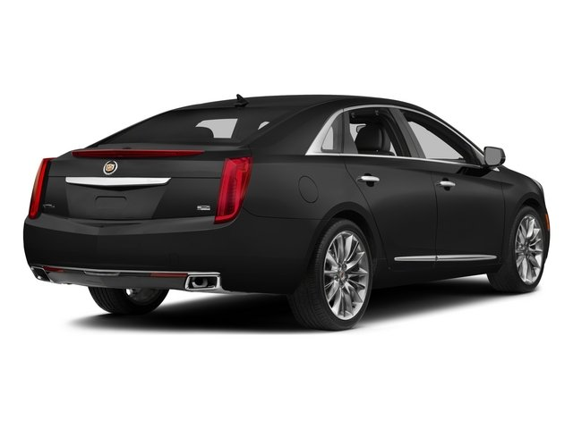 2015 Cadillac XTS Prices and Values Sedan 4D Platinum V6 side rear view