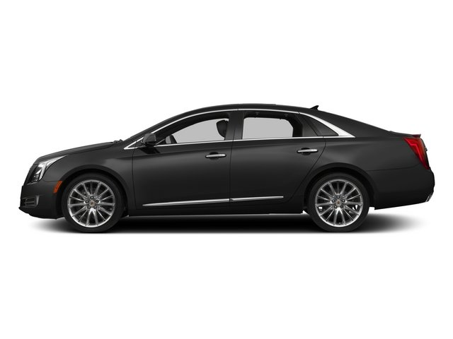 2015 Cadillac XTS Prices and Values Sedan 4D Platinum V6 side view