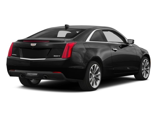 2015 Cadillac ATS Coupe Prices and Values Coupe 2D AWD I4 Turbo side rear view