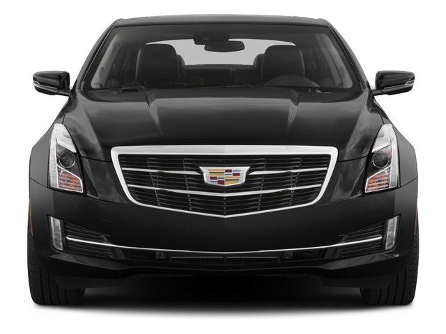 2015 Cadillac ATS Coupe Prices and Values Coupe 2D AWD I4 Turbo front view