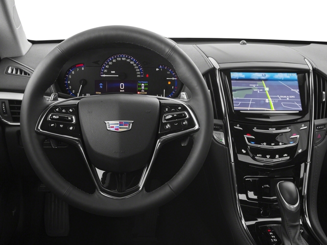 2015 Cadillac ATS Coupe Pictures ATS Coupe 2D Premium AWD V6 photos driver's dashboard