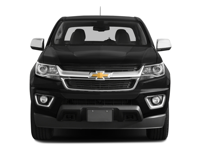 2015 Chevrolet Colorado Pictures Colorado Crew Cab Work Truck 2WD photos front view