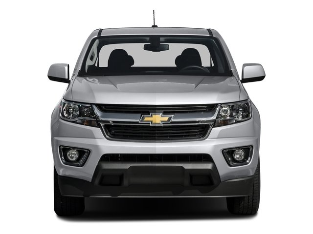 2015 Chevrolet Colorado Pictures Colorado Extended Cab LT 4WD photos front view