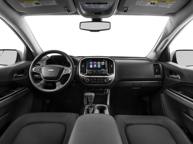 2015 Chevrolet Colorado Pictures Colorado Extended Cab LT 4WD photos full dashboard
