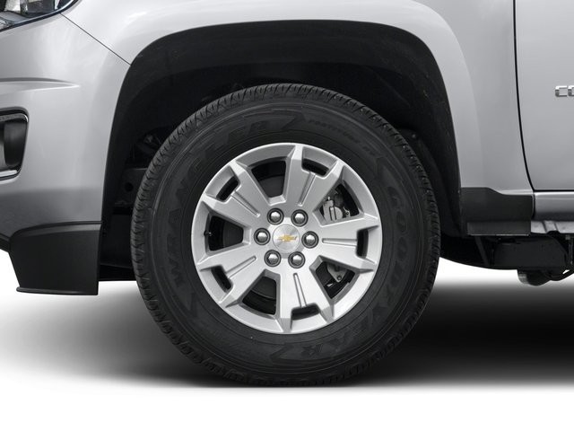 2015 Chevrolet Colorado Pictures Colorado Extended Cab LT 4WD photos wheel