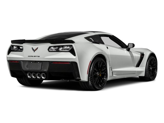 2015 Chevrolet Corvette Prices and Values Coupe 2D Z06 3LZ V8 side rear view
