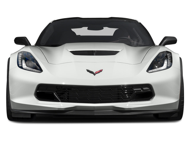2015 Chevrolet Corvette Prices and Values Coupe 2D Z06 3LZ V8 front view