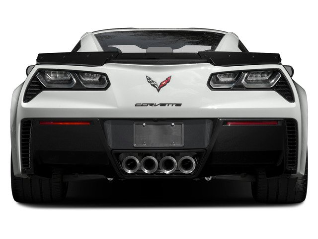 2015 Chevrolet Corvette Prices and Values Coupe 2D Z06 3LZ V8 rear view