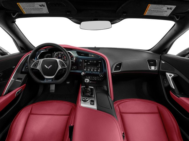 2015 Chevrolet Corvette Prices and Values Coupe 2D Z06 3LZ V8 full dashboard