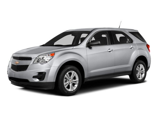 2015 Chevrolet Equinox Pictures Equinox Utility 4D LS AWD I4 photos side front view