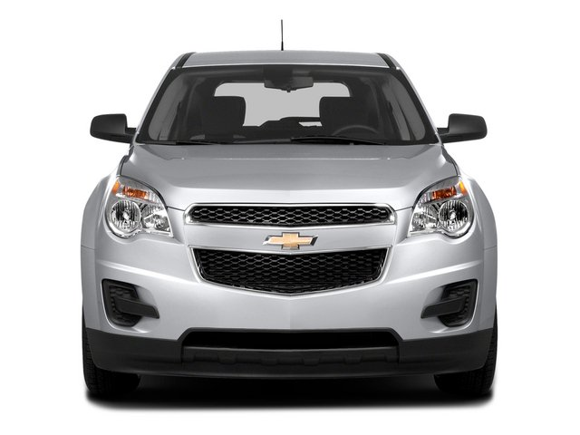 2015 Chevrolet Equinox Pictures Equinox Utility 4D LS AWD I4 photos front view