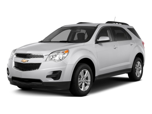 2015 Chevrolet Equinox Pictures Equinox Utility 4D 2LT AWD I4 photos side front view