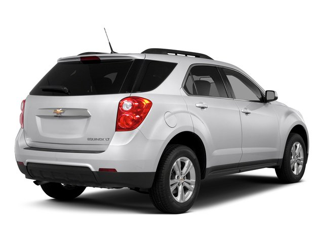 2015 Chevrolet Equinox Pictures Equinox Utility 4D 2LT AWD I4 photos side rear view