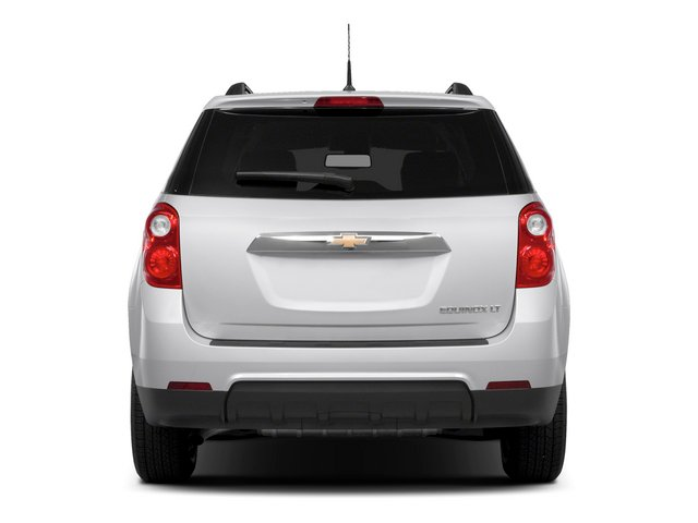 2015 Chevrolet Equinox Pictures Equinox Utility 4D 2LT AWD I4 photos rear view