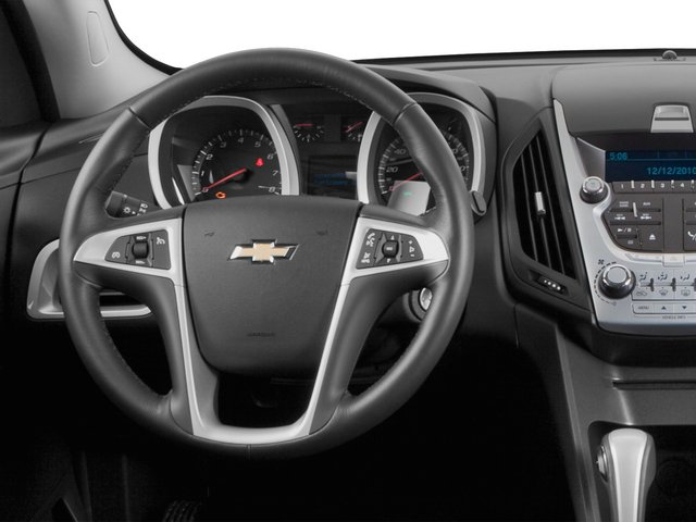 2015 Chevrolet Equinox Pictures Equinox Utility 4D 2LT AWD I4 photos driver's dashboard