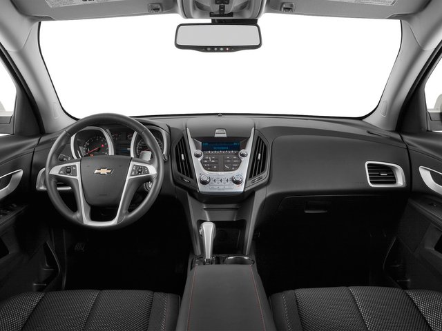 2015 Chevrolet Equinox Pictures Equinox Utility 4D 2LT AWD I4 photos full dashboard