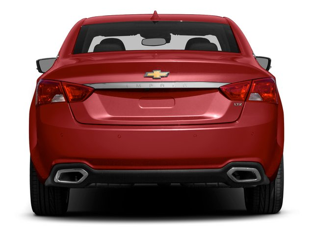 2015 Chevrolet Impala Pictures Impala Sedan 4D LT V6 photos rear view