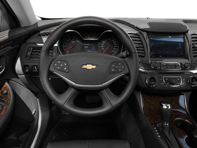 2015 Chevrolet Impala Pictures Impala Sedan 4D LT V6 photos driver's dashboard