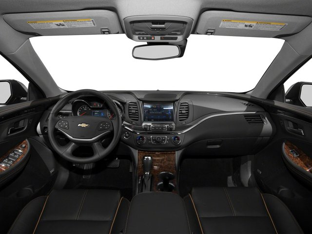 2015 Chevrolet Impala Pictures Impala Sedan 4D LT V6 photos full dashboard