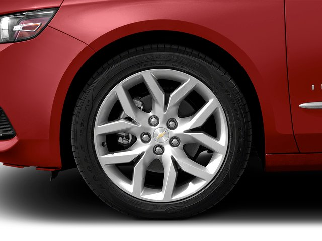 2015 Chevrolet Impala Pictures Impala Sedan 4D LT V6 photos wheel