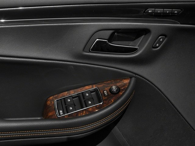2015 Chevrolet Impala Pictures Impala Sedan 4D LT V6 photos driver's side interior controls
