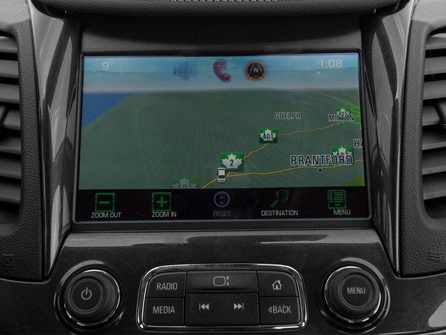 2015 Chevrolet Impala Pictures Impala Sedan 4D LT V6 photos navigation system