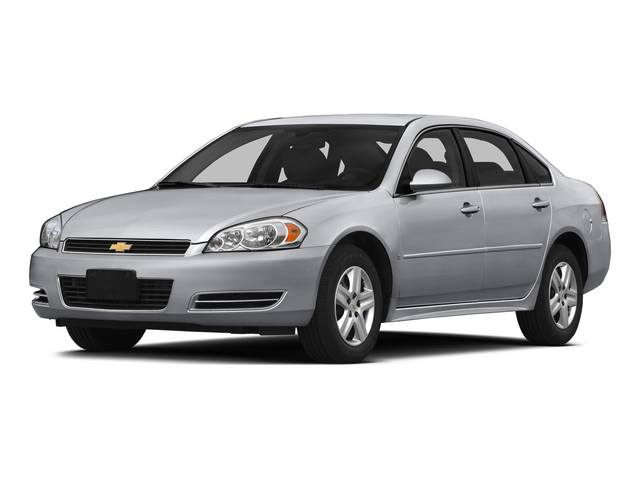 2015 Chevrolet Impala Limited Prices and Values Sedan 4D LS V6 side front view