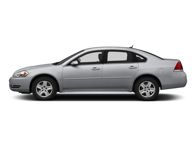 2015 Chevrolet Impala Limited Prices and Values Sedan 4D LS V6 side view