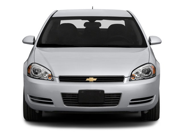 2015 Chevrolet Impala Limited Prices and Values Sedan 4D LS V6 front view