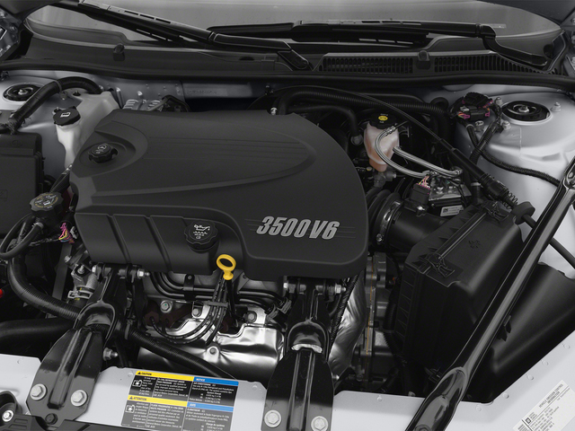 2015 Chevrolet Impala Limited Prices and Values Sedan 4D LS V6 engine