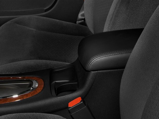 2015 Chevrolet Impala Limited Prices and Values Sedan 4D LS V6 center storage console