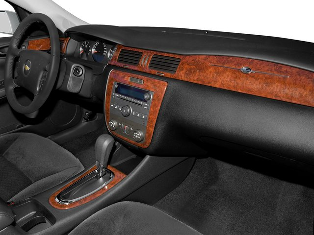 2015 Chevrolet Impala Limited Prices and Values Sedan 4D LS V6 passenger's dashboard