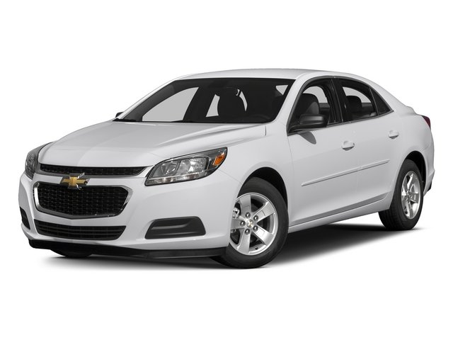2015 Chevrolet Malibu Prices and Values Sedan 4D LS I4 side front view