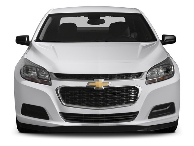 2015 Chevrolet Malibu Prices and Values Sedan 4D LS I4 front view