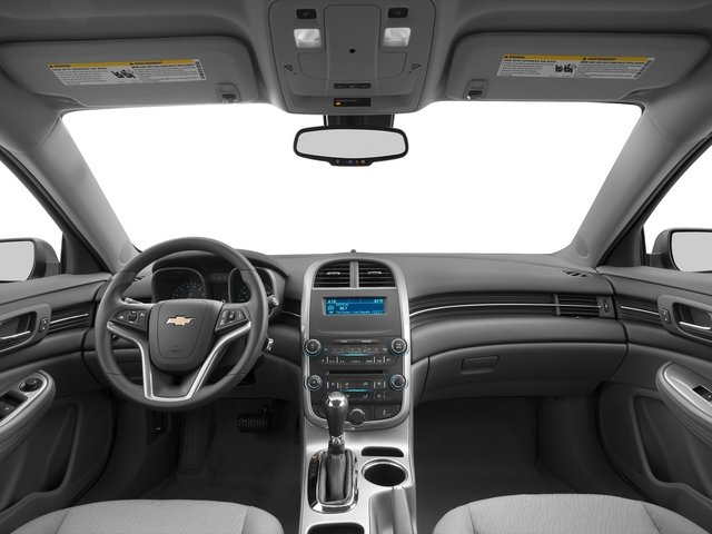 2015 Chevrolet Malibu Prices and Values Sedan 4D LS I4 full dashboard