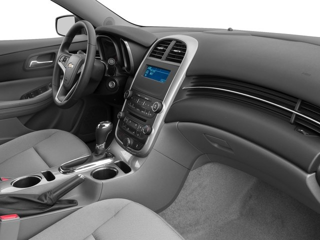 2015 Chevrolet Malibu Prices and Values Sedan 4D LS I4 passenger's dashboard
