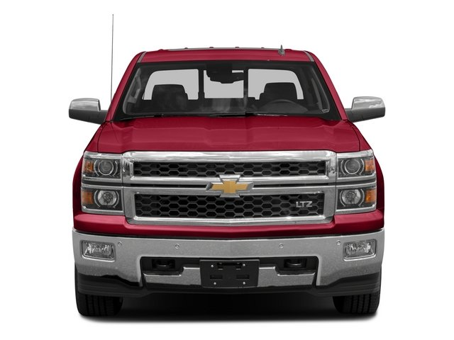 2015 Chevrolet Silverado 1500 Prices and Values Crew Cab LTZ 2WD front view