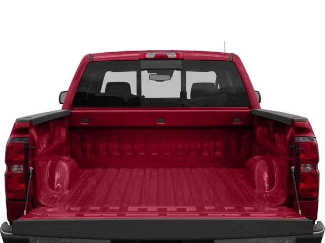 2015 Chevrolet Silverado 1500 Prices and Values Crew Cab LTZ 2WD open trunk
