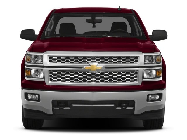 2015 Chevrolet Silverado 1500 Prices and Values Extended Cab Work Truck 2WD front view