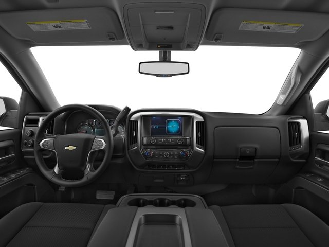 2015 Chevrolet Silverado 1500 Pictures Silverado 1500 Extended Cab LTZ 2WD photos full dashboard