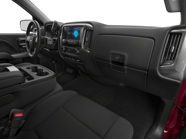 2015 Chevrolet Silverado 1500 Prices And Values Extended Cab LS 4WD  Passengeru0027s Dashboard