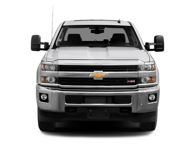 2015 Chevrolet Silverado 2500HD Prices and Values Crew Cab Work Truck 2WD front view